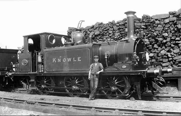 Knowle at Fratton 1904 10